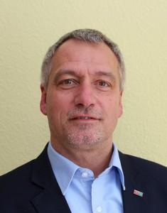 Lutz Neumann, Geschäftsführer des Jobcenters