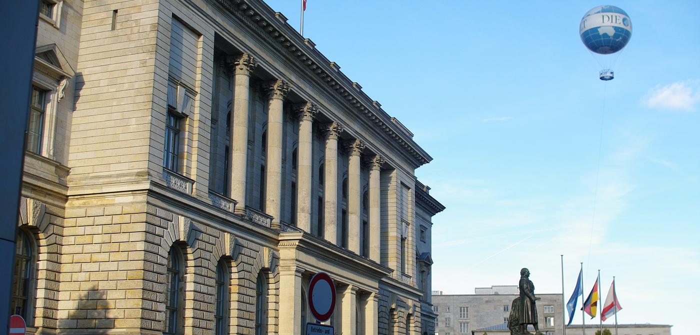 Foto des Abgeordnetenhauses