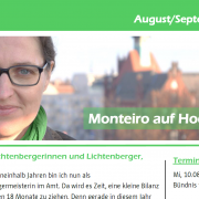 Titelbild August-Newsletter